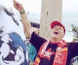 Bundesliga Relegation Hertha vs. Düsseldorf (Intro)